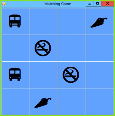 Game that you create in this tutorial