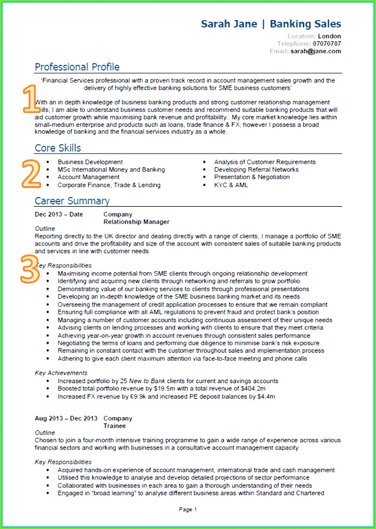 Resume Examples Uk examples resume resumeexamples Cv Template Uk Resume Templates