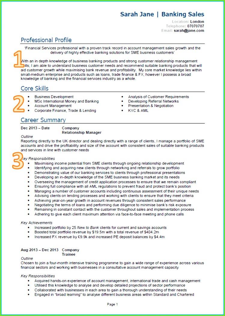 Resume Examples Uk examples resume resumeexamples Cv Template Uk Resume Templates
