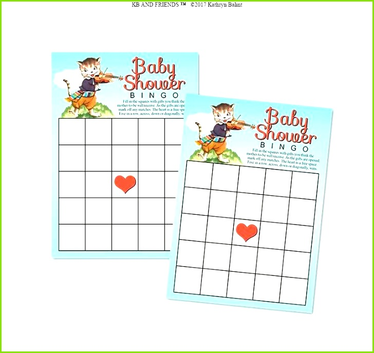 Baby Shower Card Template Elegant Baby Shower Card Template Stunning Bingo Template 0d Wallpapers 47