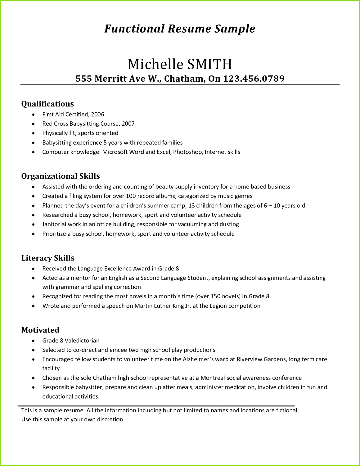 Nanny Job Description for Resume Inspirational Resume for Babysitter Techtrontechnologies Nanny Job Description for Resume