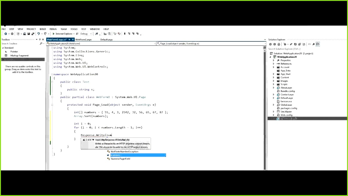 C How to sort arrays descending