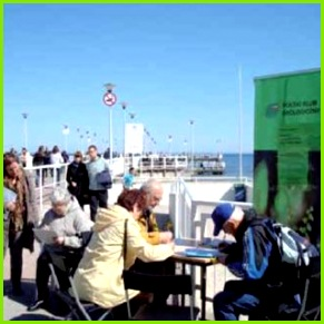 Answering the Civic Project survey questions The participation process begins… The Coastal Strip