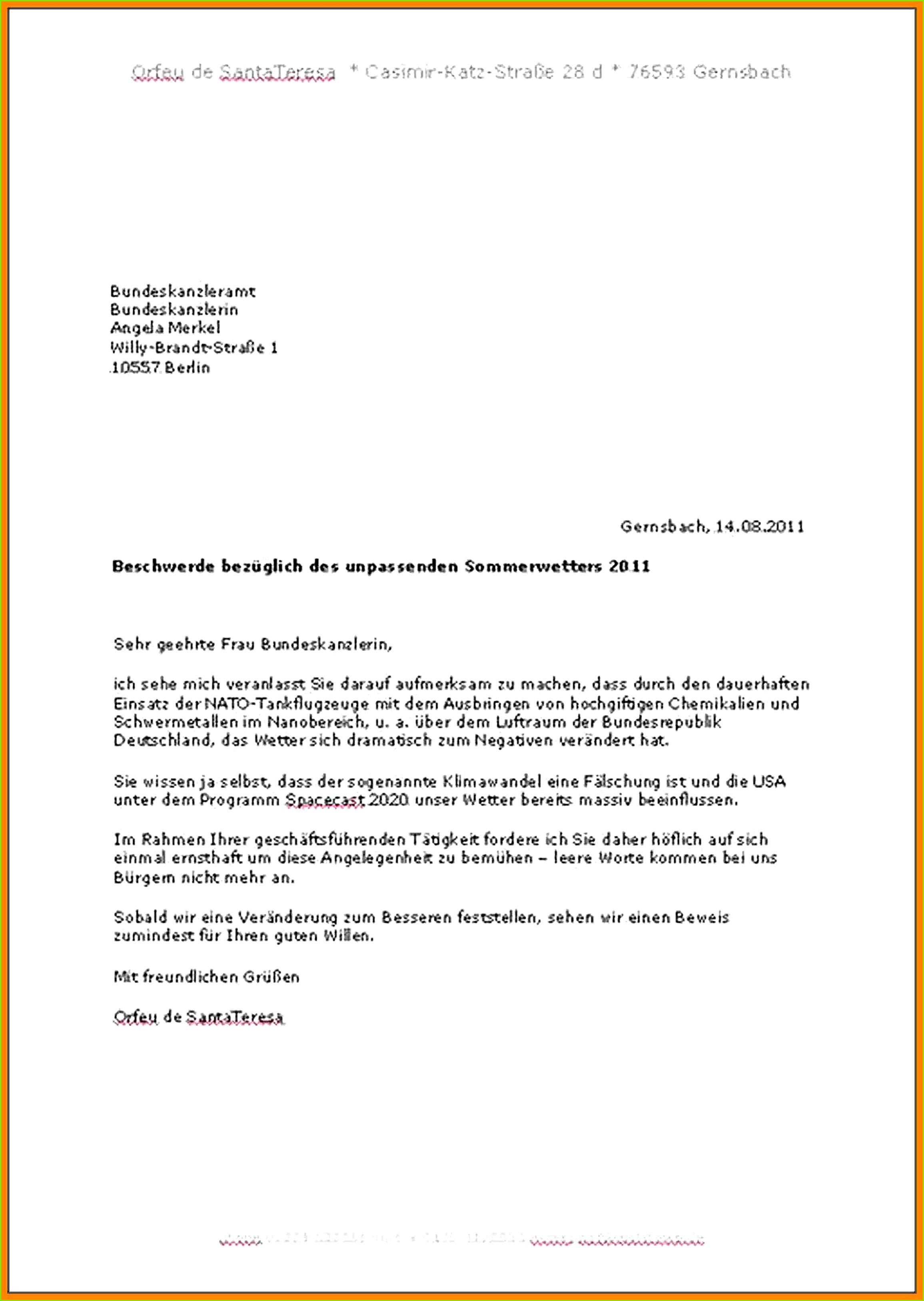 15 Brief Deutsch Beispiel Benjamin Gray