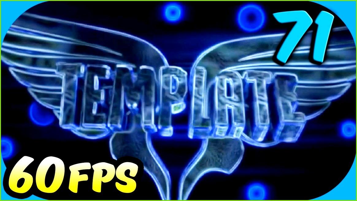 TOP 10 60FPS Blender Intro Templates 71 [2D 3D] Free Download