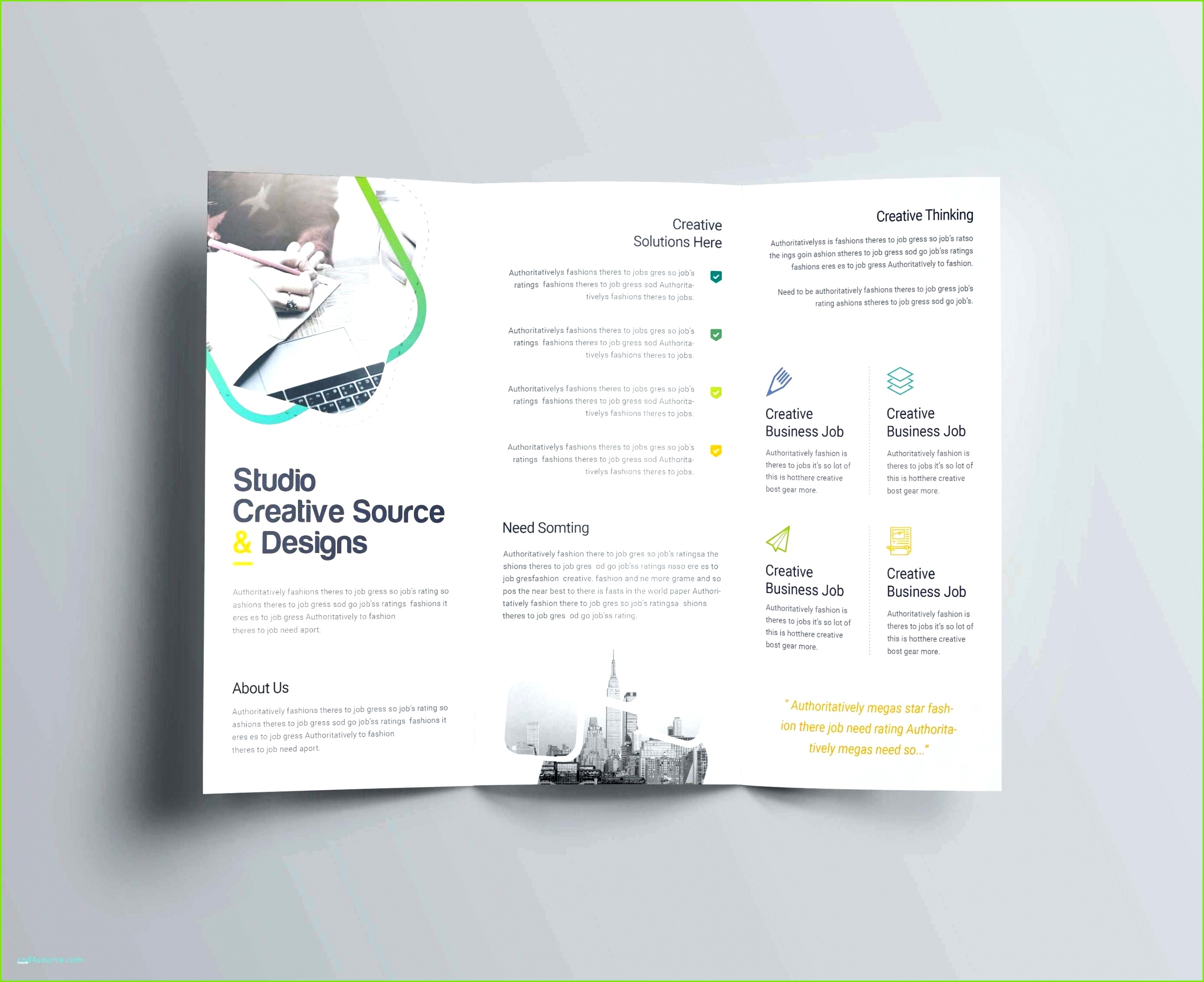Free Pamphlet Template 3 Folded Brochure Template Free Template Design Free Pamphlet Template ¢Ë†Å¡ Cool