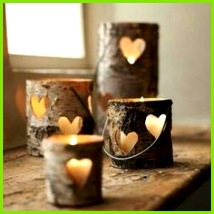 Cant wait to give these candle holders a try Romantische Kerzen Romantische Ideen