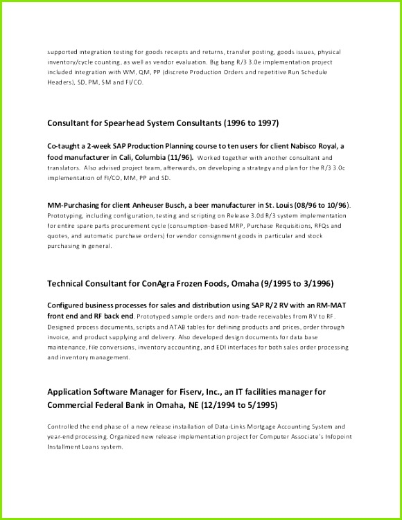 Graduate Certificate In Business Analytics Best Business Intelligence Resume Lovely Project Manager Cv Sample
