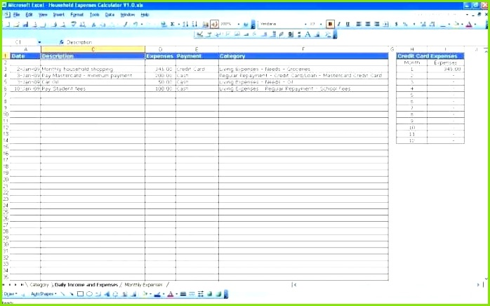 Cash Flow forecast Template Excel with Microsoft Excel Cash Flow Statement Template Cash Flow Projection