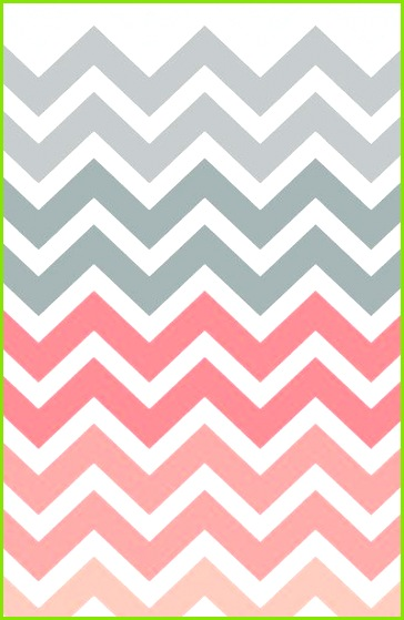 Chevron Pink Fade Art Print Wallpaper Phone background Lock screen