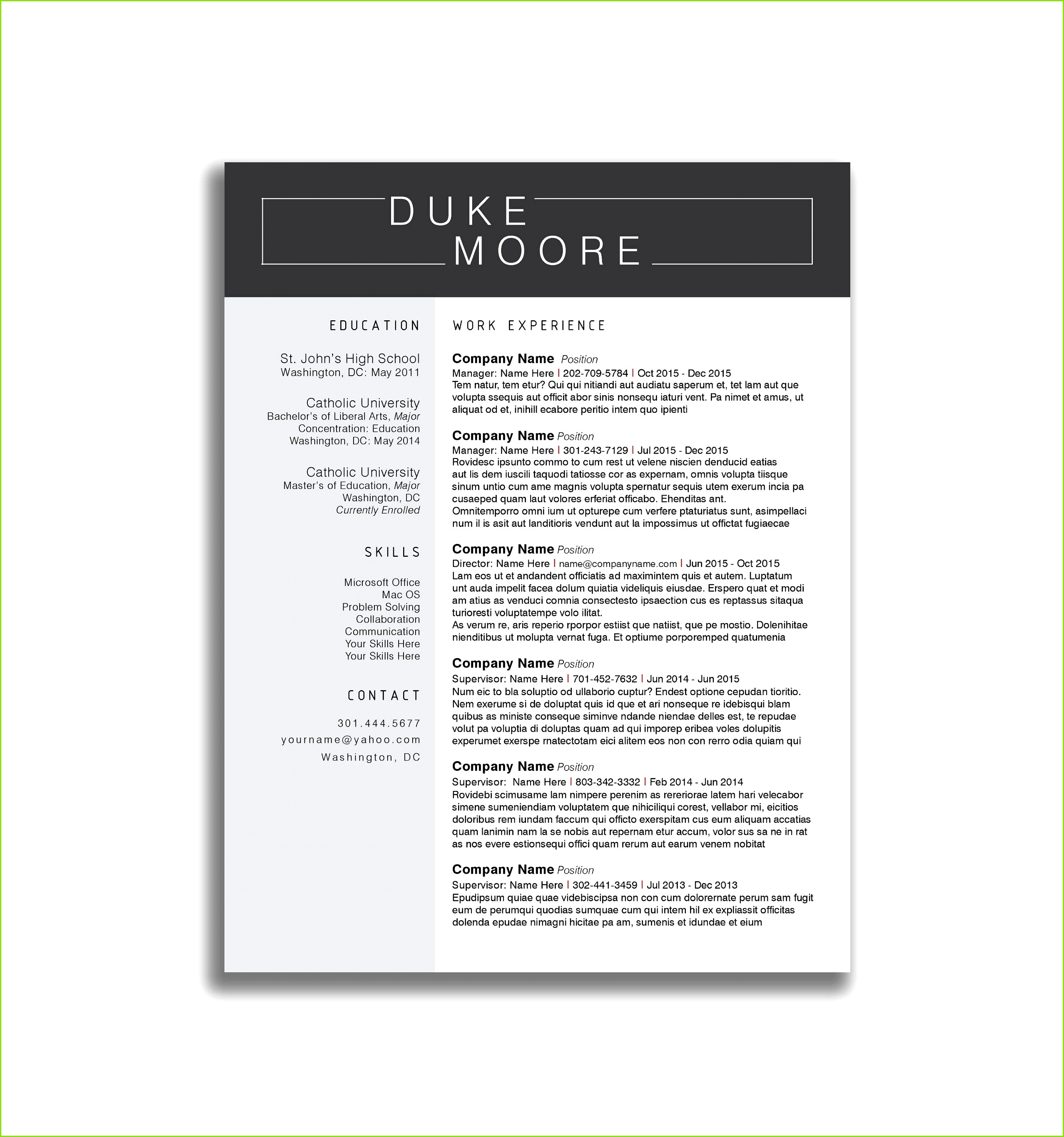 Download Resume Templates Unique Cool Resume Templates for Mac Myacereporter Myacereporter Download Resume Templates Luxury