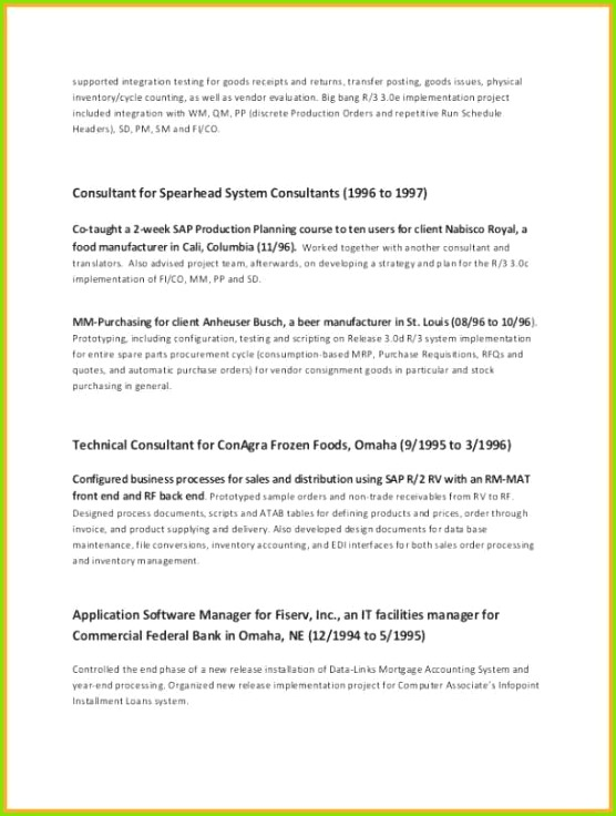 Software Implementation Resume Examples 27 Free Resume Examples 0d Skills Examples for Resume Resume Example Resume