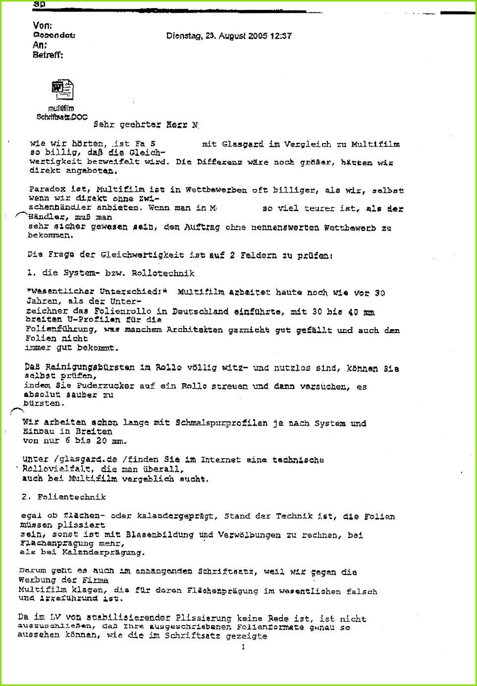 """Rechtsschutzbedürfnis für eine auf Untersagung einer weiteren """"ußerung gerichteten weiteren Unterlassungsklage bei vorheriger Untersagung einer"""