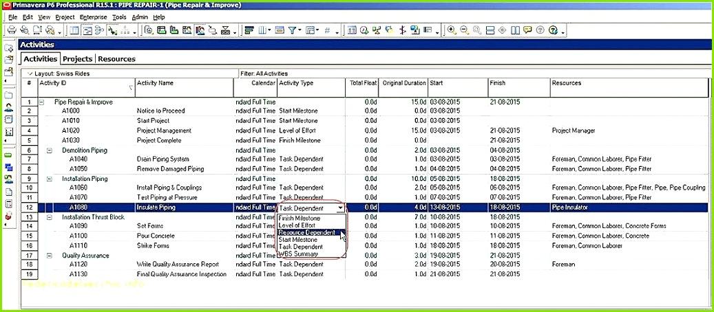 Gantt Chart Excel Template Gantt Diagramm Vorlage Excel Schreiben Free Excel Gantt Chart