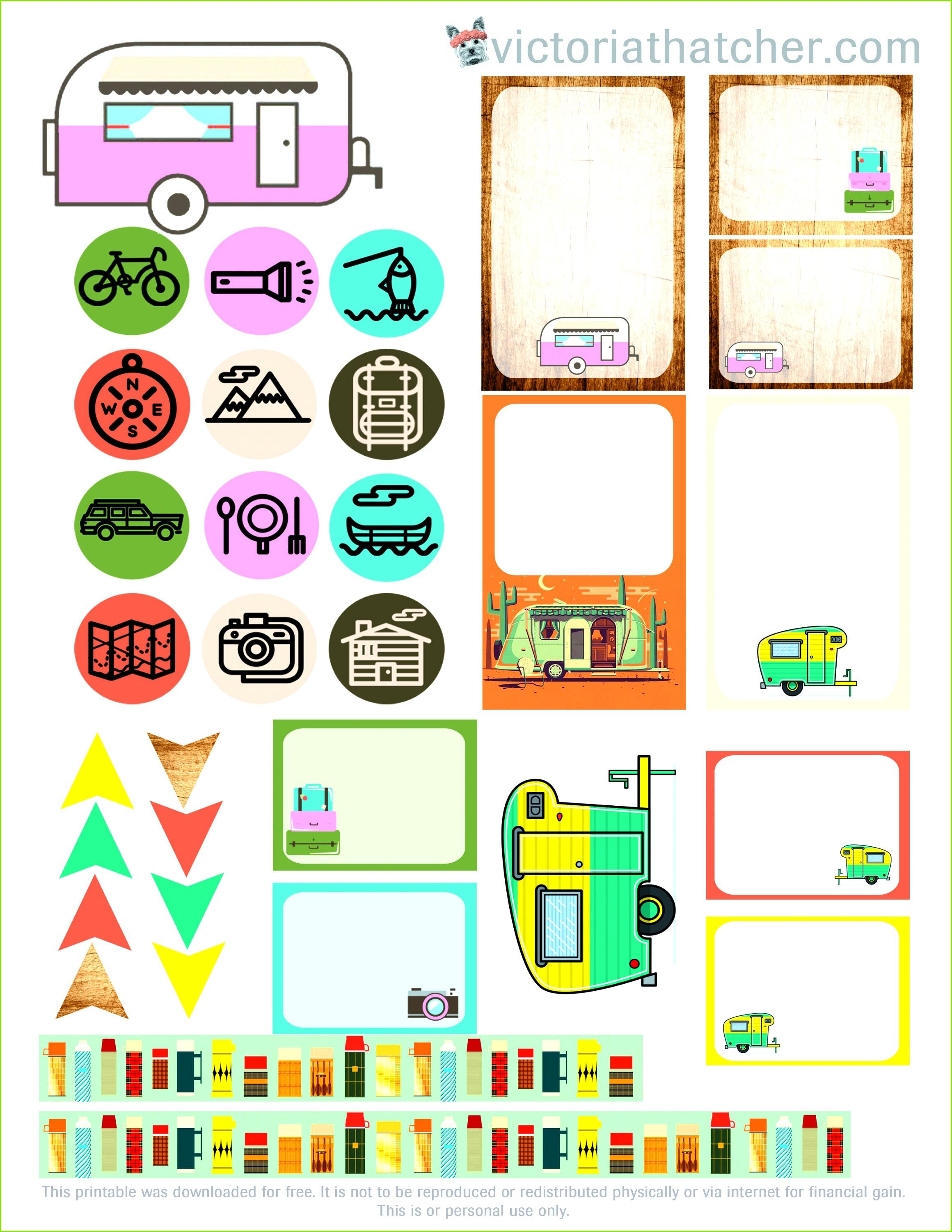 Druckbare Planeraufkleber Victoria Thatcher Planner Printables Kalender 2016 Aufkleber Kostenlos Planer Terminplaner Seiten Glückskalender
