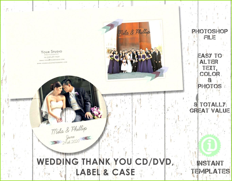 Cd Cover Vorlage shop in Bezug auf Beste Hochzeit Danke Cd Dvd Label Und Fall Vorlage shop Etsy