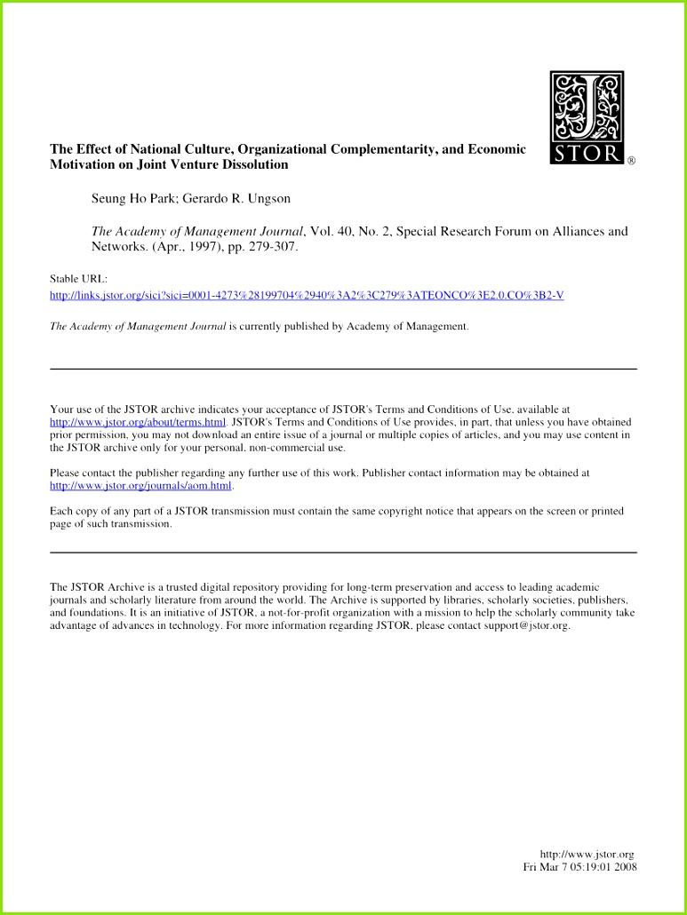 PDF Asymmetry in International Joint Ventures
