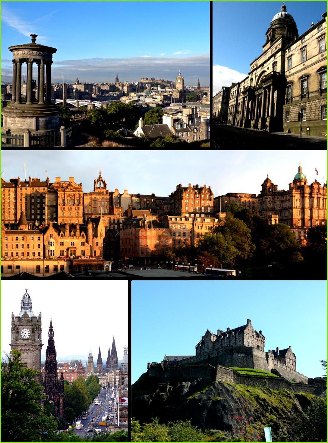 EdinburghMontage