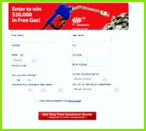 A great web form sample with custom branding and design this form by AAA Arizona