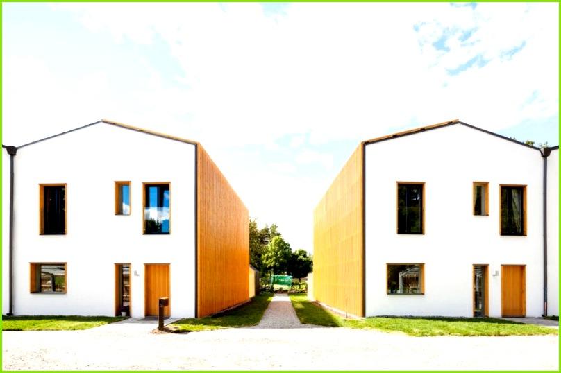 solar powered prefab Swedish homes Source