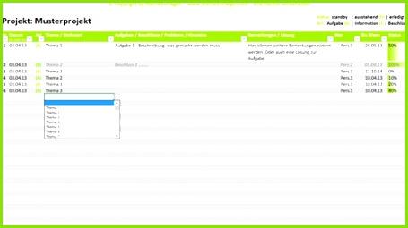 Top Excel Vorlagen