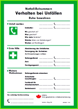 Ausgezeichnet Notfall Telefonnummern Vorlage Zeitgenössisch