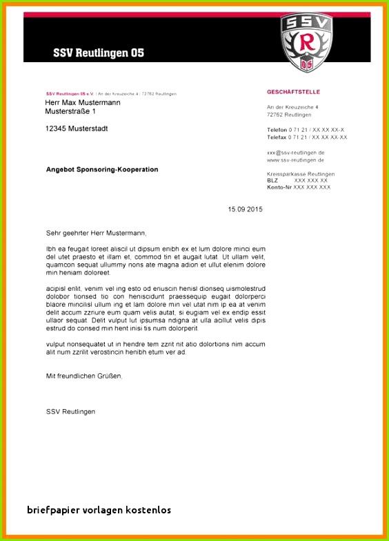 Briefpapier Vorlagen Kostenlos 14 Briefpapier Firma Vorlage Briefpapier Vorlagen Kostenlos
