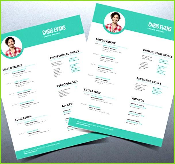 Modele Cv Gratuit Word Moderne 30 Kreative Kostenlose Druckbare Lebenslauf Vorlagen
