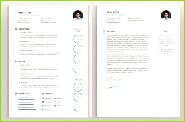Cv Modele Sans 30 Kreative Kostenlose Druckbare Lebenslauf Vorlagen