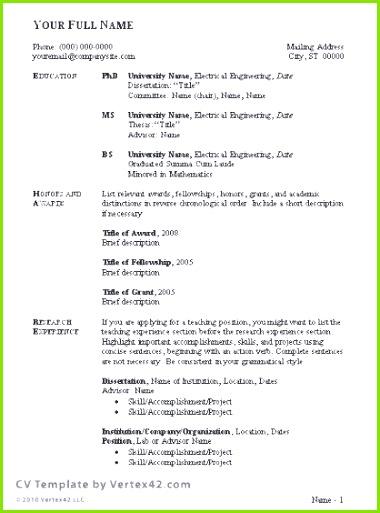 Einzigartiges 33 Lebenslauf Praktikum Student Free CV Template Curriculum Vitae Template and CV Example Job Application