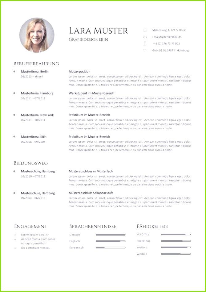 Bewerbung Muster Vorlagen & Tipps für Bewerbung 2018