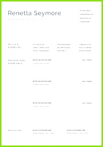 Professional Resume Template for Word and Pages Simple Resume template CV template for Word & Pages CV Design Curriculum Vitae Resume mac