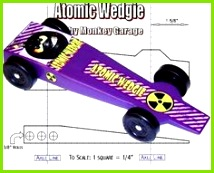 Check out Pinewood Derby Car Designs to Make for Your Next Big Win at