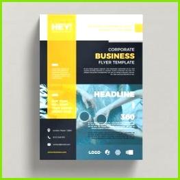 Plantilla creativa corporativa de flyer de negocios Psd Gratis
