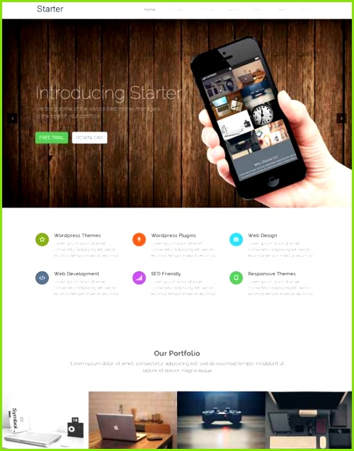 responsive website templates free 80 best one page themes free premium freshdesignweb ideas