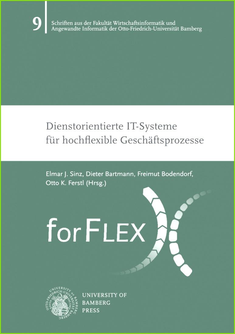 PDF Dienstorientierte IT Systeme für hochflexible Geschäftsprozesse