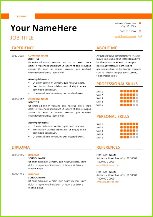 Wallpaper Cv Templates 0d Information