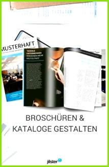 Broschüren & Kataloge für Unternehmen