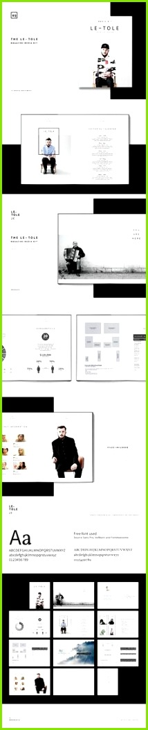 Magazine Media Kit Midia Kit Magazine Template Social Media Design Editorial Design