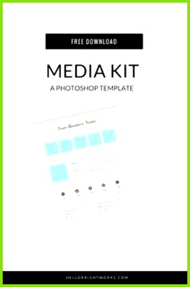Free Downloads & Resources from Brightworks Media Kit