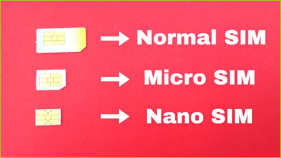 How to Cut Normal SIM Card into Micro SIM or Nano SIM using Scissor