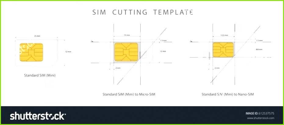 Nano Sim Template Examples 23 Inspirational Micro Sim to Nano Sim Template Download