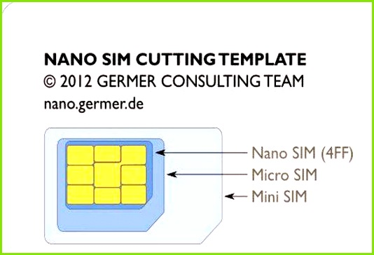Micro Sim Schablone Pdf Vorlage Nano Sim Schablone Das Beste Von Micro Sim Template Unique