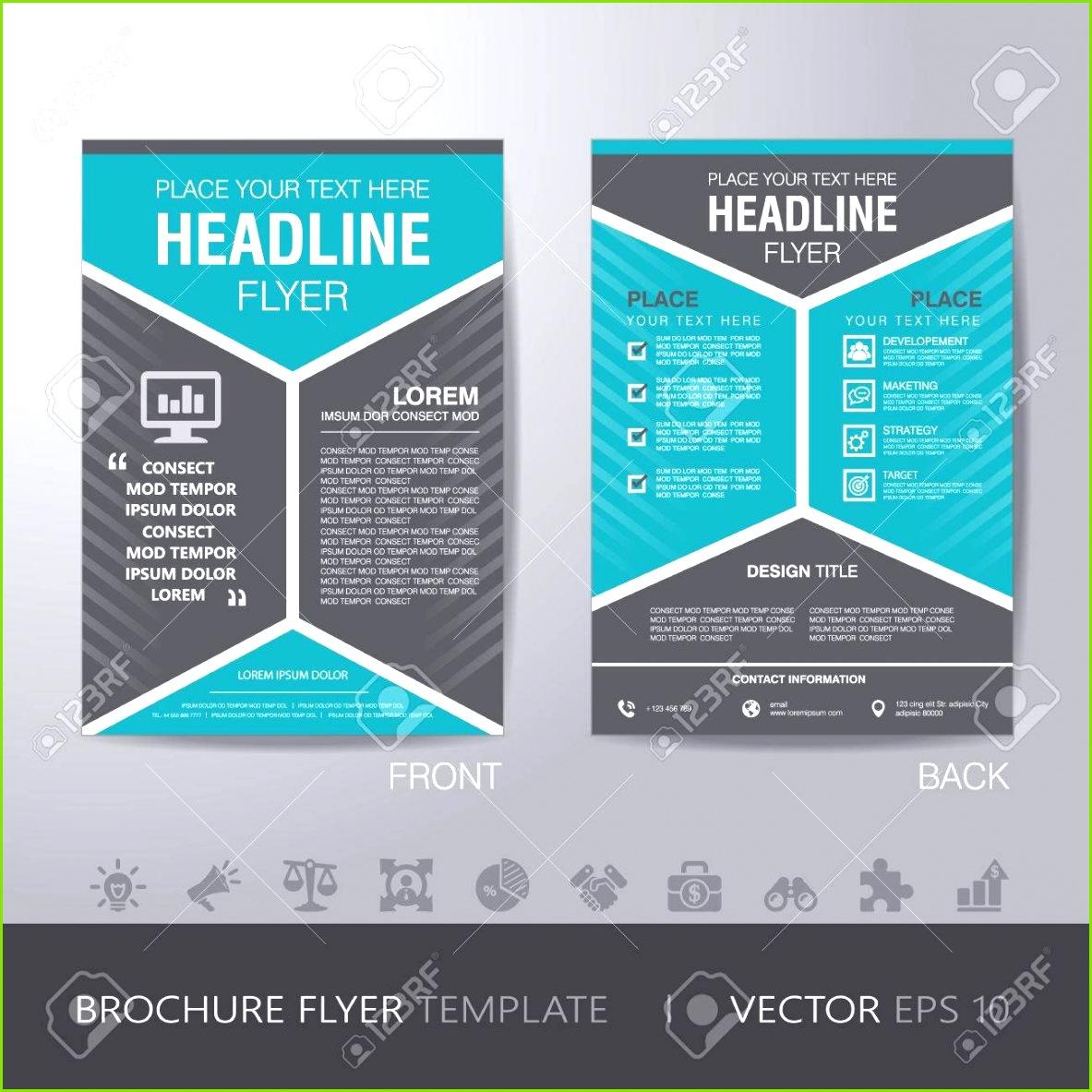 Großzügig Microsoft Vorlagen Broschüre Ideen Beispiel Business