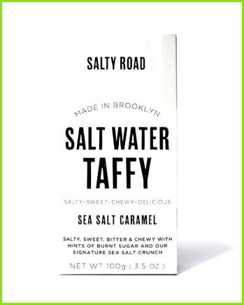 CARAMEL SEA SALT TAFFY