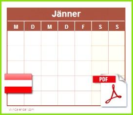 Feiertage PDF –sterreich