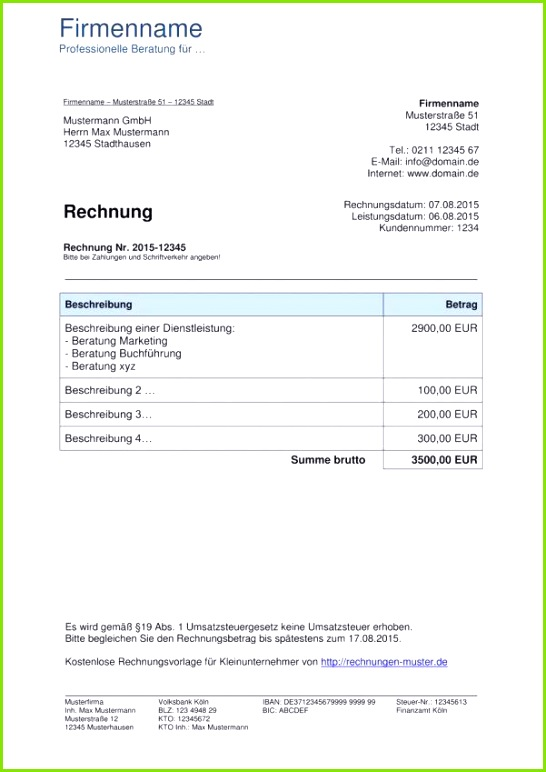 Wie Sieht Eine Proforma Rechnung Aus Proforma Rechnung Schweiz