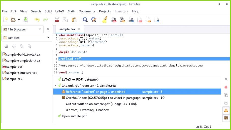 screenshot build tools