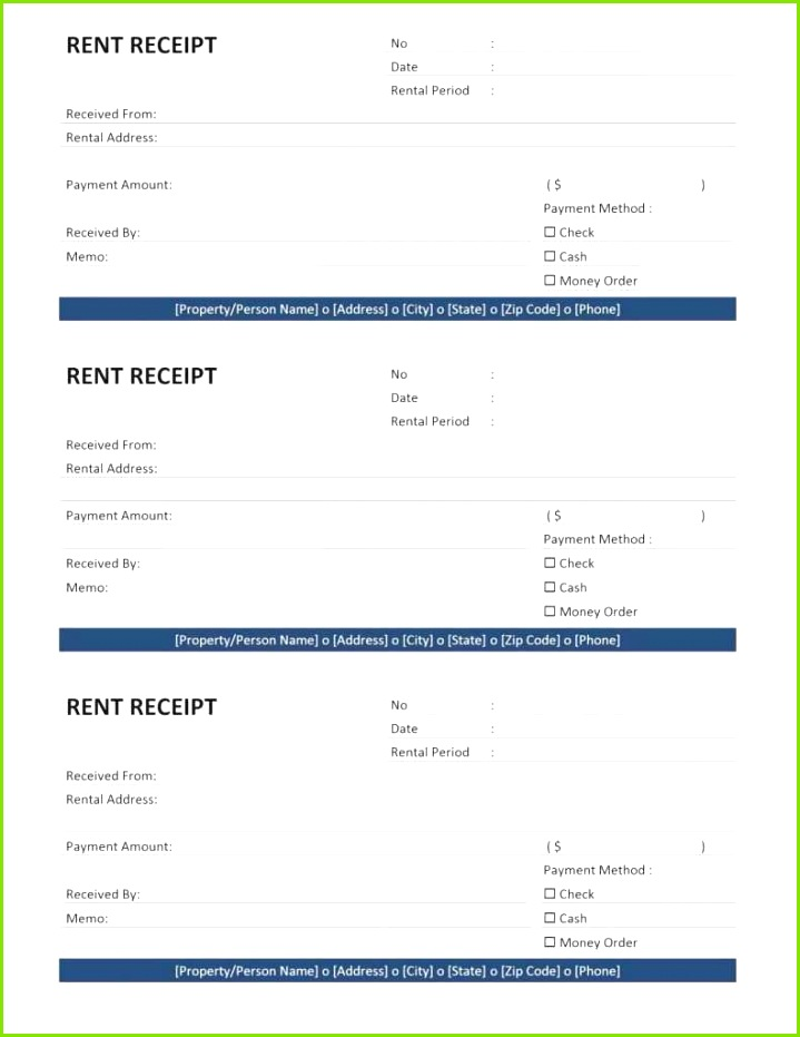 Templates Blank Receipt Form New Template Printable Receipts 0d Free Paid Receipt Template Paid