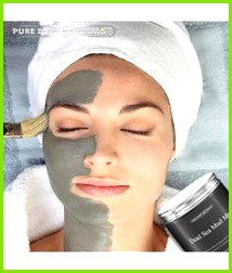 Dead Sea Mud Mask Best for Facial Treatment Minimizes Pores Reduces Wrinkles and Improves Overall plexion Dead Sea Minerals Help to Pull Toxins